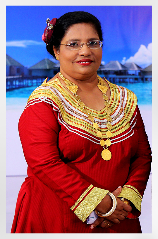 H.E. Ms. Zahiya Zareer, High Commissioner