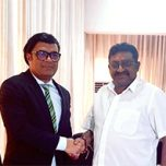 High Commissioner Omar extends condolences to the family and the Government of Sri Lanka on the untimely demise of Hon. Arumugam Thondaman