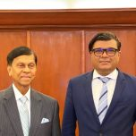 High Commissioner Omar met with State Minister of Finance,Capital Market and State Enterprise Reforms of Sri Lanka