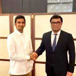 High Commissioner Omar paid a courtesy call on State Minister of Estate Housing and Community Infrastructure