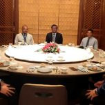 High Commissioner hosted a meeting with the members of the TAASL