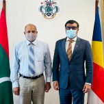 Non-Resident High Commissioner met with Former High Commissioner of Seychelles to Sri Lanka