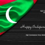 High Commissioner Omar sends Independence Day greetings