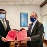 Maldives and France signs agreement on the G20 Debt Service Suspension Initiative